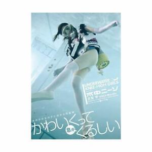 034-NEW-034-Underwater-Knee-High-Girls-2013-August-Japan-Book-Over-the-Knee-Photo