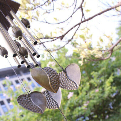 Large Wind Chimes Bells Copper Ornament Windbell Gift Yard Garden Home Decor