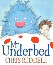 Mr Underbed, Riddell, Chris, New Books