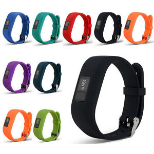 Replacement-Silicone-Watch-Wrist-Band-Strap-For-Garmin-Vivofit-3-Smart-bracelet