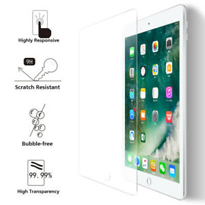 TEMPERED-GLASS-Screen-Protectors-For-NEW-Apple-iPad-7th-Generation-10-2-039-039-2019