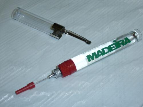 Original Madeira Ölstift  Ölpen präzise Schmierung der Stickmaschine Nähmaschine