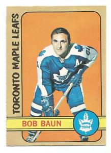 1972-73-O-Pee-Chee-66-Bob-Baun-Toronto-Maple-Leafs