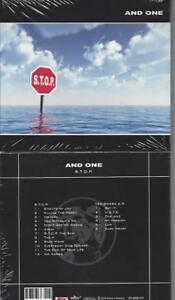 CD-S-T-O-P-Limited-Edition-Doppel-CD-And-One