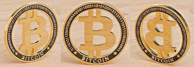 BitCoin B Symbol Coin Gold Medal Finance Chain Future Money Cash Peer to Peer UK