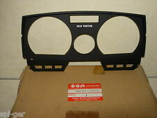 83-86 Suzuki GSX-550 GS550E Speedo Tacho Clock Meter Cover P/No. 34153-43410 NOS