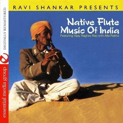 Ravi Shankar, Vijay - Ravi Shankar Presents Native Flute Music of India [New CD]