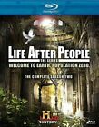 Life After People Complete Season 2 2pc 0733961223231 Blu-ray Region 1