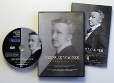 DVD documentary about the composer Siegfried Wagner, son of Richard Wagner