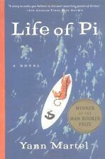 Life of Pi by Yann Martel (2003, Paperback)
