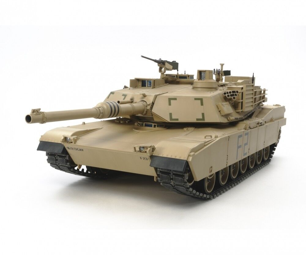 Tamiya 300056041 - 1 16 Rc Us Kpz M1A2 Abrams Full Option - Neu