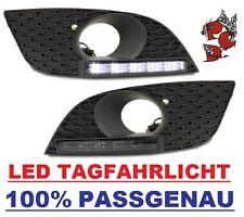 LED de circulación diurna Seat Leon 1p1 09+ halogen negro modsi 01fs DECTANE modulite RL