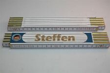 Zollstock mit  NAMEN      STEFFEN   Lasergravur 2 Meter Handwerkerqualität