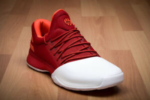 5ce8f616b985 ... basketball shoes 2f098 1f524  canada image is loading new mens adidas  harden vol 1 sneakers bw0547 49f77 fa54b