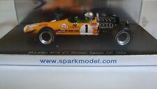 Spark 1/43  Mclaren M7A No, 1 Winner Italian Grand Prix 1968 as WC Denny Hulme
