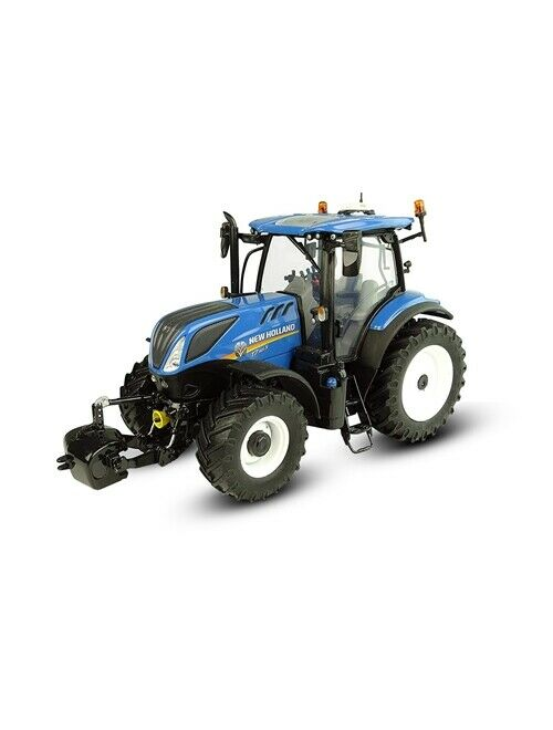 MODELLINO TRATTORE NEW HOLLAND T6.175 S SCALA 1 32 UNIVERSAL HOBBIES