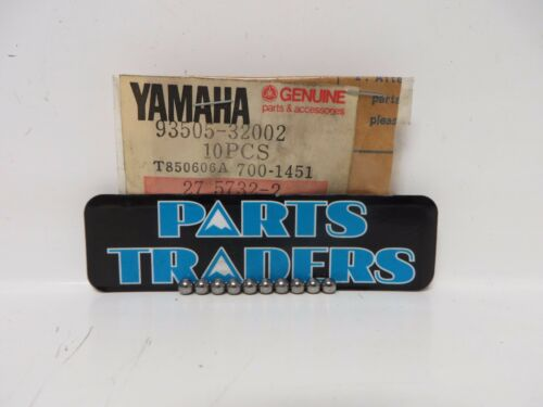 OEM Yamaha Balls Part 93505-32002. 5 Five