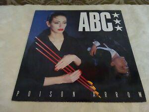 ABC-Poison-Arrow-12-034-Original-Single-Record-Vinyl-NTX102