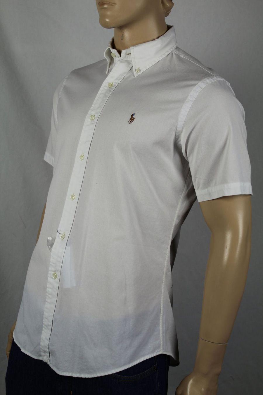 Ralph  Lauren Clásico blancoo Vestido de Manga Corta Camiseta Multi Color Pony Nwt  venta de ofertas