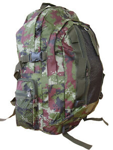 Combat-Army-Military-Rucksack-Day-Pack-Daypack-Travel-Bag-45L-Surplus-Digital