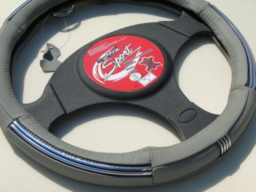 SUITABLE FOR A VOLVO XC60 i STEERING WHEEL COVER SWC 17 MEDIUM