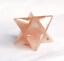 REIKI ENERGY CHARGED ROSE QUARTZ MERKABA STAR CRYSTAL HEALING GIFT OF LOVE UK