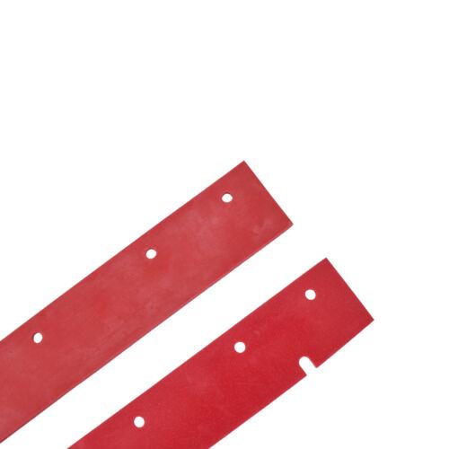 Sauglippensatz für Scheuersaugmaschine NUMATIC TTV 4045 Neue Sauglippe 678