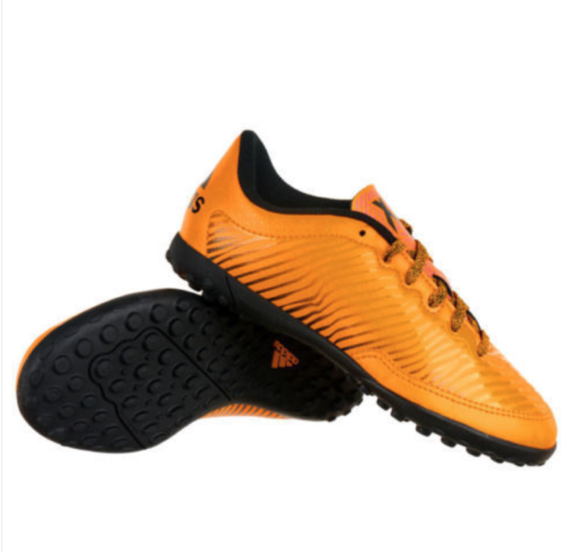 Boys adidas X 15.3 Astro Turf Leather