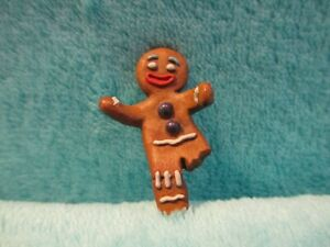 RARE-2001-McFarlane-Toys-Shrek-Gingy-Gingerbread-Man-Mini-Action-Figure-1-5-034