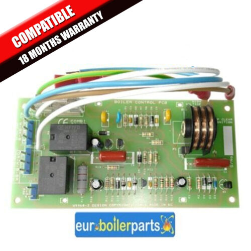 Potterton Prima 30 F 40 F 50 F 60 F 80 F 100 F Remplacement PCB 407677 BRAND NEW