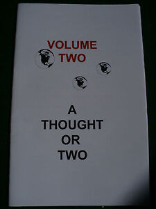 Details About Funny Quotes A Thought Or Two Eastern Star One Liners Oes Booklet 24 Pg Vol Ii