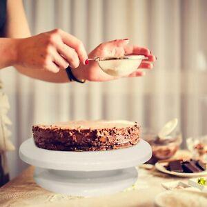Alza-Torta-Piatto-Girevole-Cake-Design-Alzata-Per-Decorazioni-Vassoio-Rotante