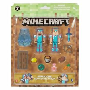 Minecraft Action Figures Series 4