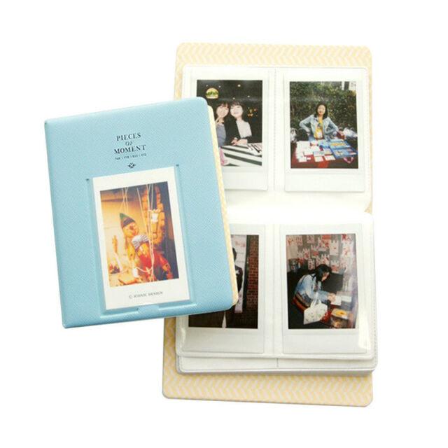 64 Pockets Album Photo Case For Fujifilm Instax Mini8 7s 25 50s 90 Polaroid HOT