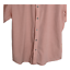 Banana-Republic-Homme-Chemise-a-manches-courtes-boutonne-raye-haut-casual-taille-L miniature 3