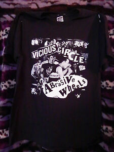 Abrasive-Wheels-Vicious-Circle-T-Shirt