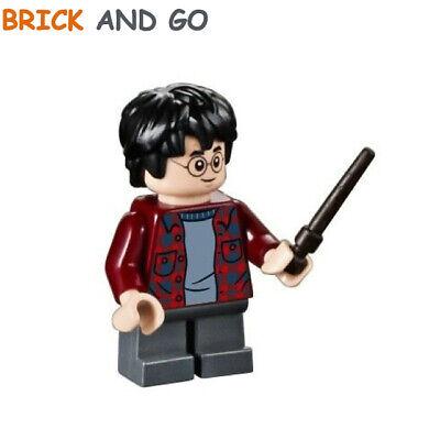 Wand Neuf LEGO Minifig Harry Potter  avec baguette magique