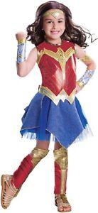 Detalles De Chicas Lujo Liga De La Justicia Mujer Maravilla Hero Tutú Vestido De Fantasía Traje De Disfraz Ver Título Original