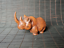 thumbnail 4 - Chinese Natural Boxwood Hand carved Exquisite Rhinoceros Statue