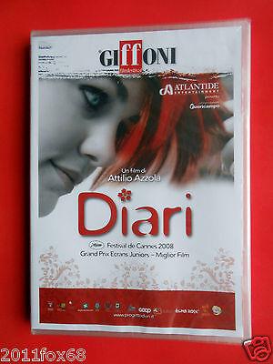 dvds giffoni film festival diari attilio azzola roisin grieco festival de cannes