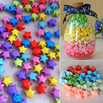 Amazon.com: Origami Stars Papers 1,000 Paper Strips in Assorted ... | 400x400