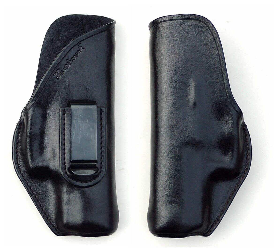 Turtlecreek Leder IWB Holster Right Hechler HK P30 - Right Holster Hand Pattern & Fixed Clip 63a724