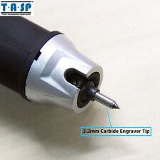 TASP 1PC Engraver Pen bits 3.2mm fit Electric Engraving Pen 13W Engraver