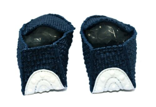 Le DD Planet Loafers Blue Light Transpiring Washable Resistant Made IN Italy 41 EU=7,5 UK=265 mm