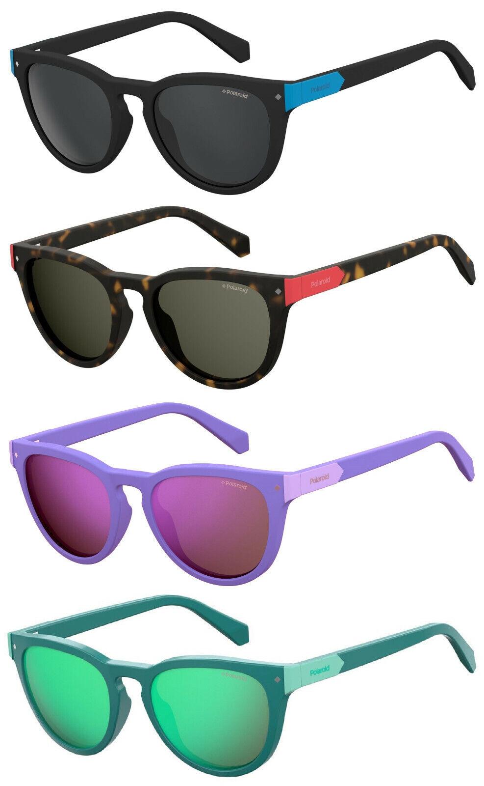 Polaroid Kids PLD8026//S Unisex Round Oval sunglasses w// Polarized lens Choose