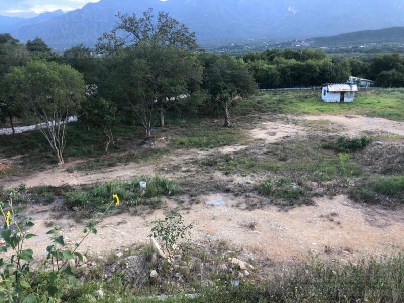 Se vende terreno en los Rodriguez Santiago Nuevo Leon