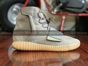 low priced 49894 cbd93 Details about ADIDAS YEEZY BOOST 750 GREY GUM 11 350 700 TURTLE DOVE  MOONROCK PIRATE BOOST 500