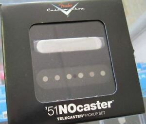 NEW-set-FENDER-TELECASTER-039-51-NOCASTER-0992109000-CUSTOM-SHOP-099-2109-000