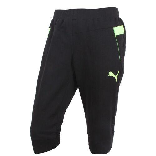 Men 3//4 Shorts PUMA 89529201 shooting pants black