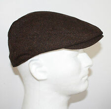 ab741fc3d5e item 1 CLASSIC WOOL HERRINGBONE FLAT DRIVER IVY GOLF HATS GATSBY CAP - BROWN  GRAY BLACK -CLASSIC WOOL HERRINGBONE FLAT DRIVER IVY GOLF HATS GATSBY CAP  ...